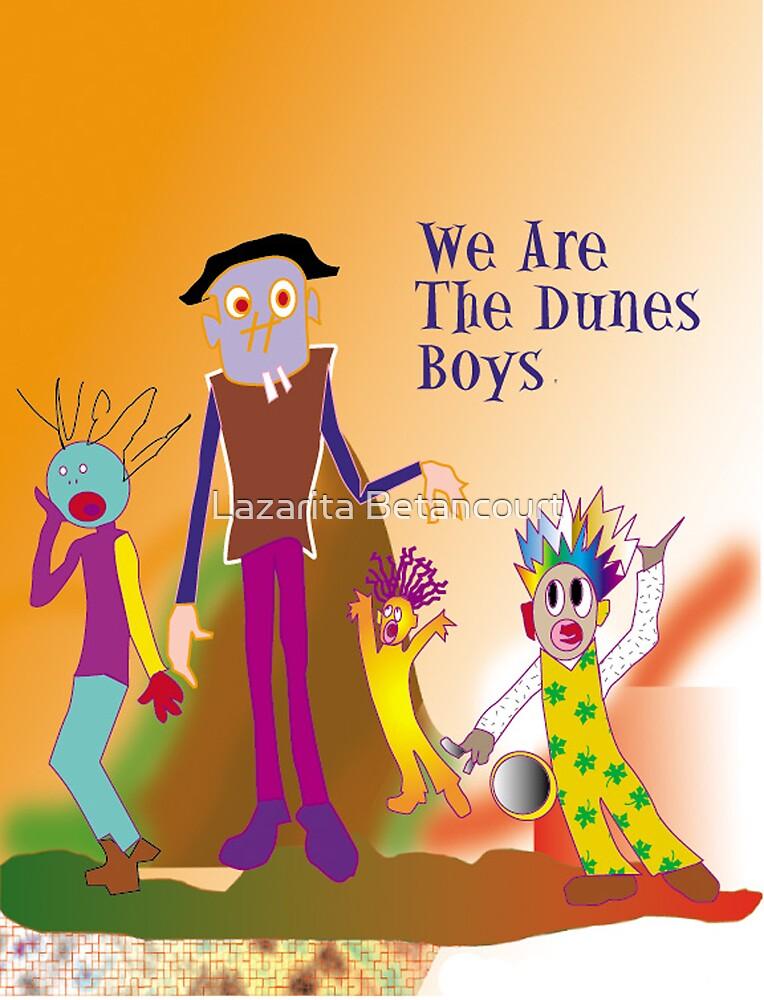 Dunes Boys by Lazarita Betancourt