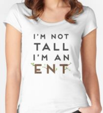 I'm an ENT! Women's Fitted Scoop T-Shirt