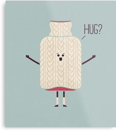 Hug Buddy by Teo Zirinis