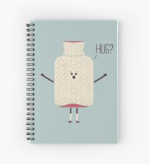 Hug Buddy Spiral Notebook