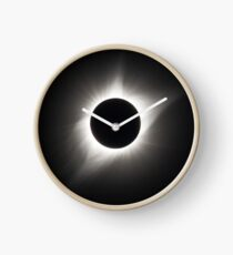 2017 Solar Eclipse - Totality Clock