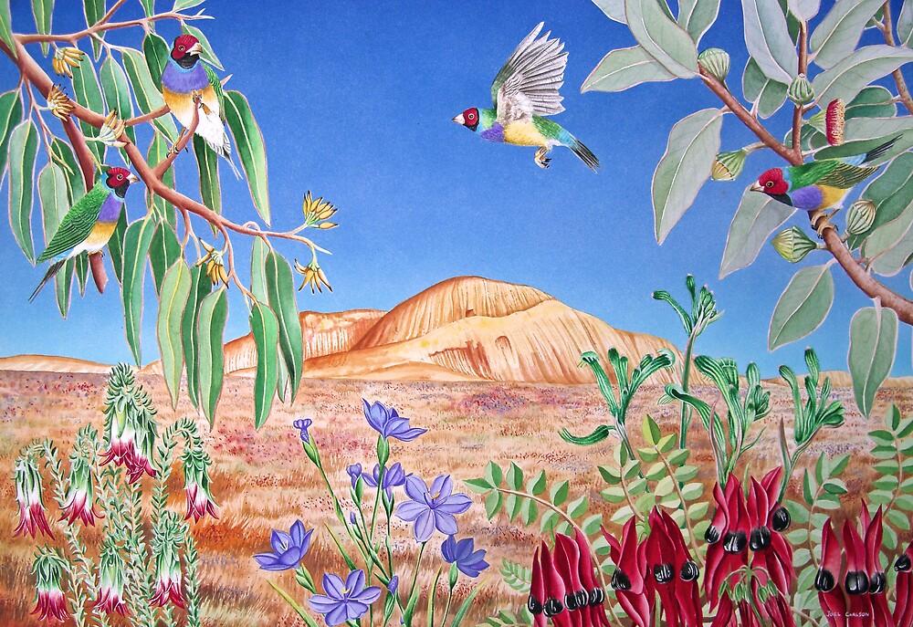 Australian Outback by joeyartist