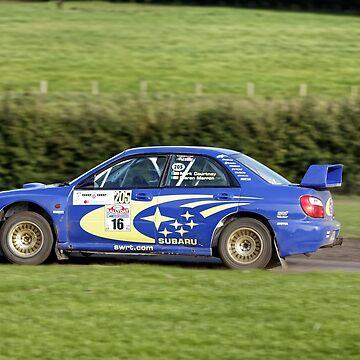Subaru Impreza S8 WRC by AndyHkr
