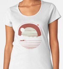 Solitude Women's Premium T-Shirt