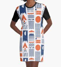 Vereinfachen T-Shirt Kleid