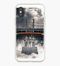 Manchester United - Best, Law, Charlton iPhone Case