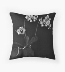 Orchid #11 Throw Pillow
