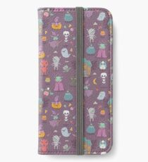 Happy Halloween  iPhone Wallet/Case/Skin