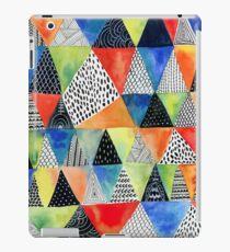 Doodled Geometry iPad Case/Skin