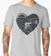 Love Cycling  Men's Premium T-Shirt