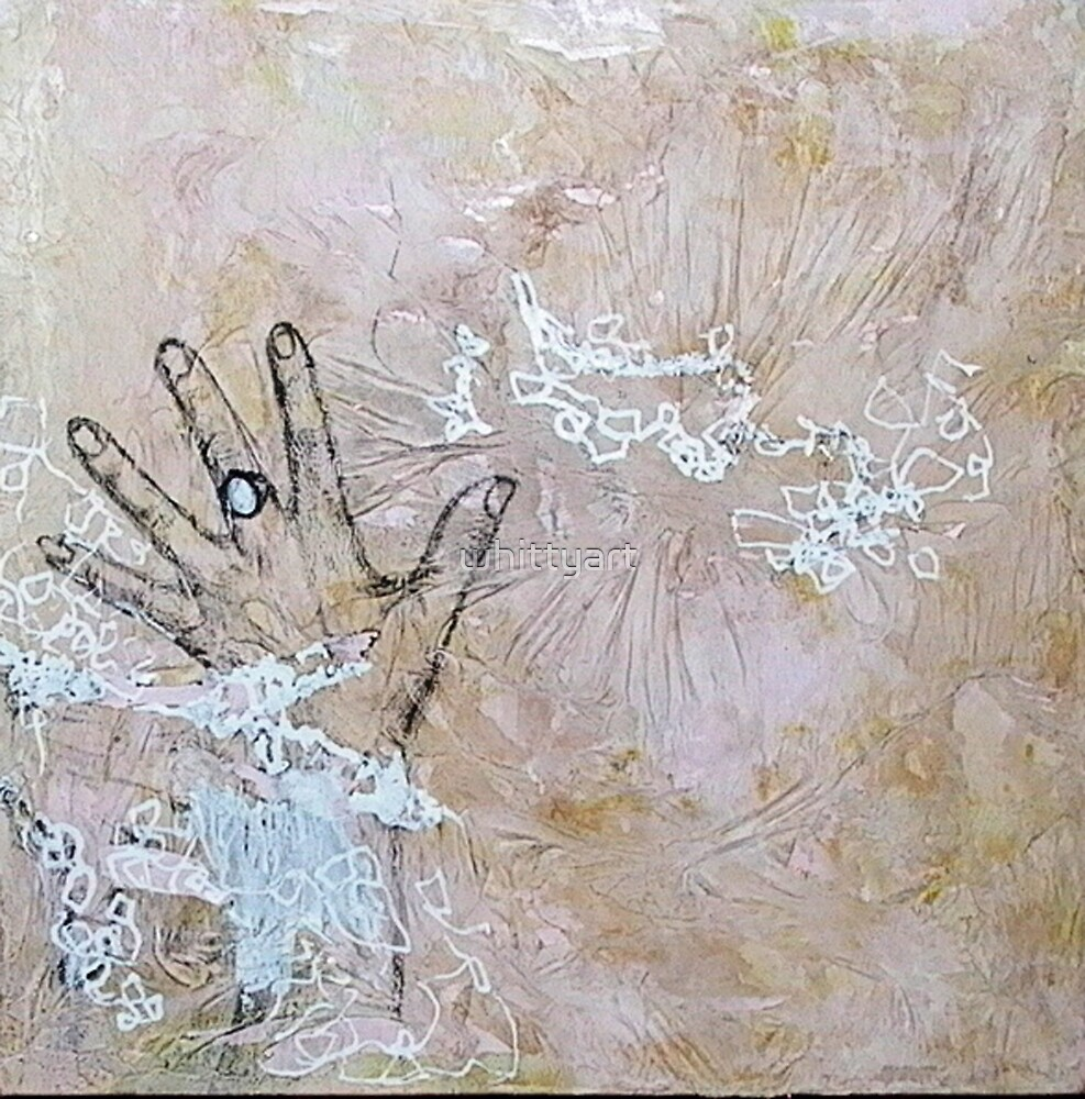 Textural Touch by whittyart