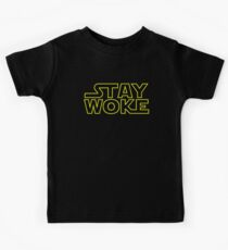 Stay Woke and Namaste! Kids Clothes
