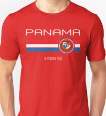 Football - Panama (Home Red) T-Shirt