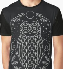 Night Life Graphic T-Shirt