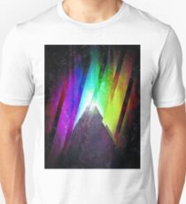 The Cosmic Pyramid Unisex T-Shirt