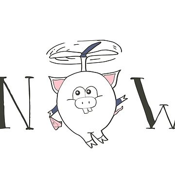 When Pigs Fly by JulysFlyBricks