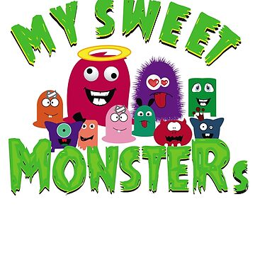 My sweet monsters by netthiagolages
