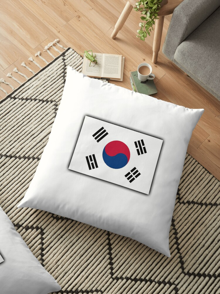 Korean Floor Pillows :