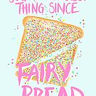 Best Thing Since Fairy Bread - Blue by makemerriness