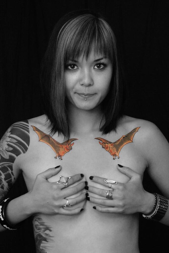 Batty by MickaelaGood