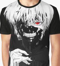 Tokyo Ghoul  Ken Kaneki Obay Graphic T-Shirt