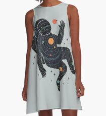 Inner Space A-Line Dress
