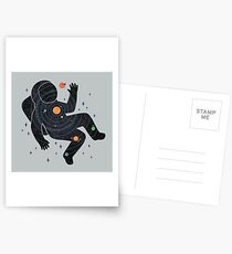 Inner Space Postcards