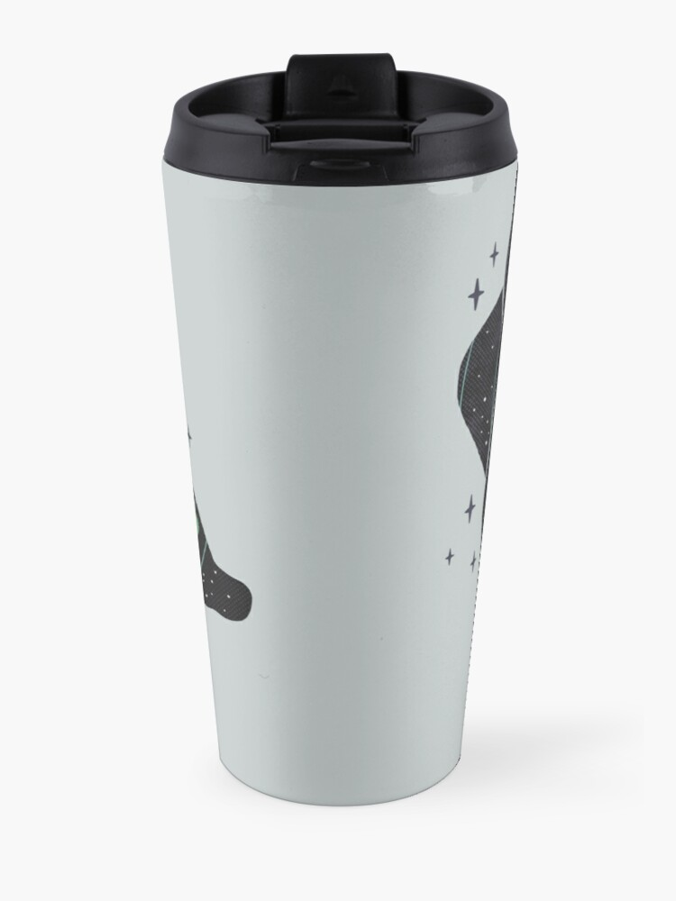 Alternate view of Inner Space Travel Mug