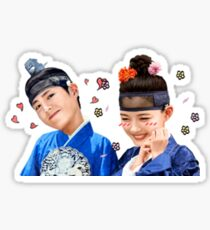 PARK BO GUM & KIM YOO JUNG LOVE IN THE MOONLIGHT. Sticker