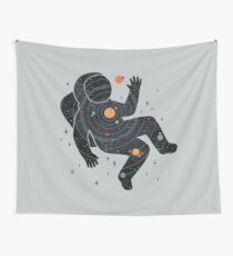 Inner Space Wall Tapestry