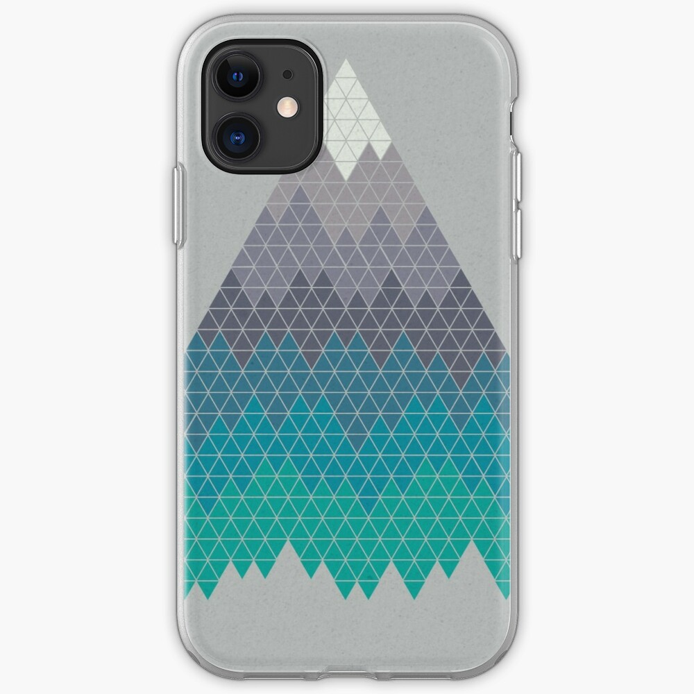Many Mountains iPhone Case & Cover