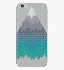 Many Mountains iPhone Case