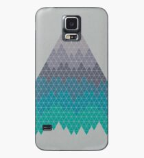 Many Mountains Case/Skin for Samsung Galaxy