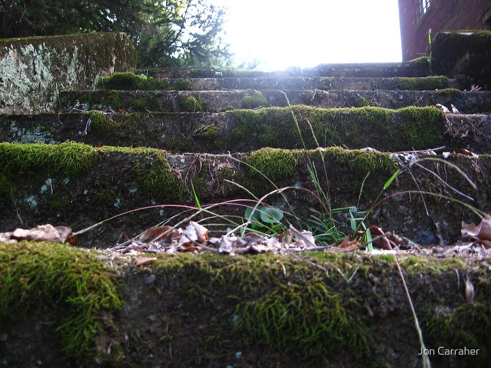 Stairway by Jon Carraher