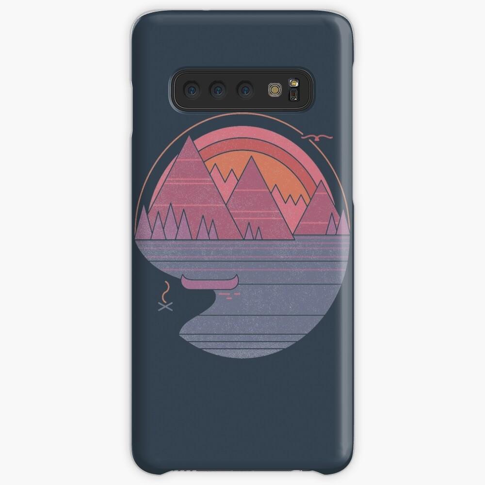 Die Berge rufen an Hüllen & Klebefolien für Samsung Galaxy