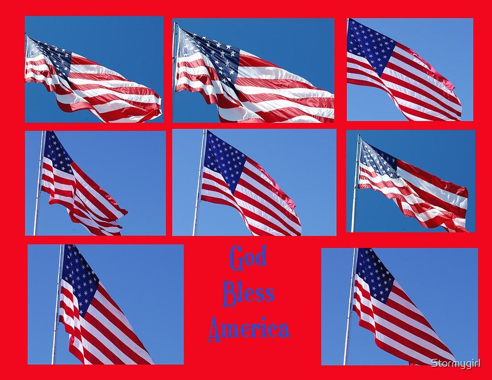 God Bless America by Stormygirl