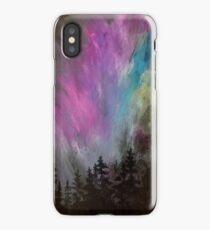 Aurora Pines iPhone Case