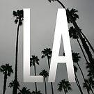L.A. Palms by doval