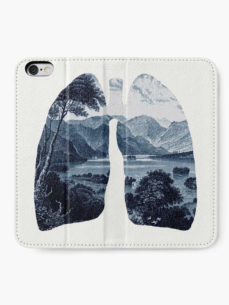 Alternative Ansicht von Frisch iPhone Flip-Case