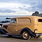 1934 Ford Sedan Delivery I by DaveKoontz