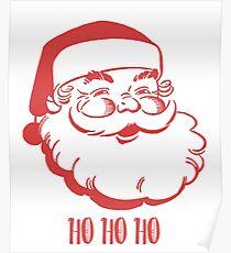 Ho Ho Ho Merry Christmas! Poster