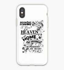 Someone I love is in Heaven T shirt - Granddad  iPhone Case