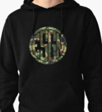ESGNnewcamouflage Pullover Hoodie