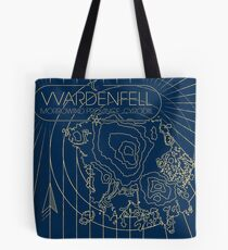 Vvardenfell, Morrowind Province Tote Bag