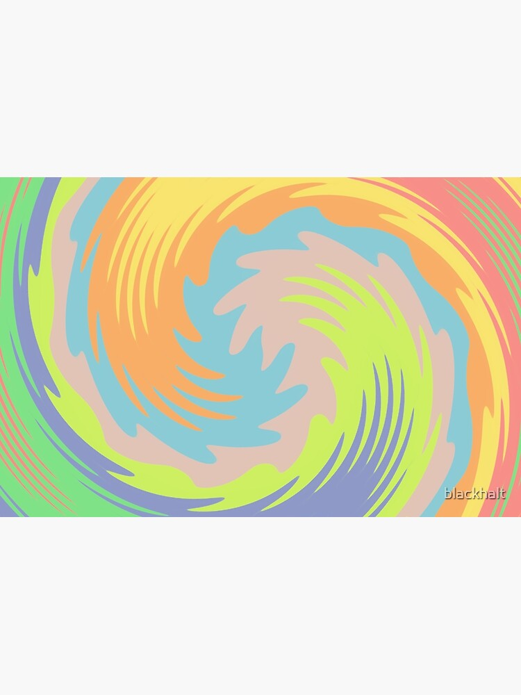 Abstract Twirl Wave by blackhalt