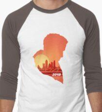 Blade runner 2049 Sunset Men's Baseball ¾ T-Shirt