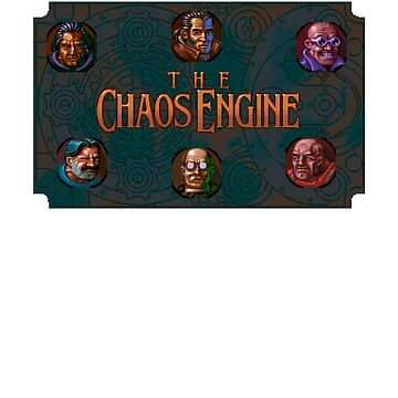 The Chaos Engine by SlickVic
