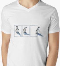The jackass penguin Men's V-Neck T-Shirt