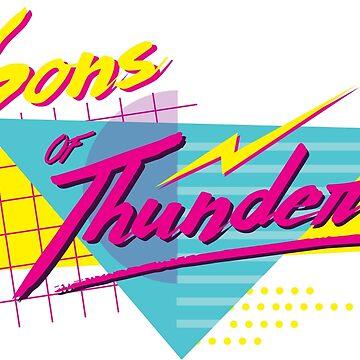Sons of Thunder by Quadj