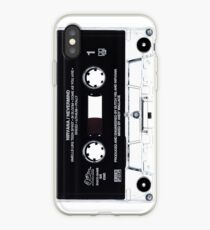 Music Tape Cover Nirvana Grunge  iPhone Case